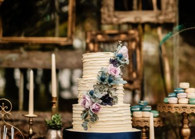 Rustic Buttercream Wedding Cake Keen For Cakes Cambridgeshire