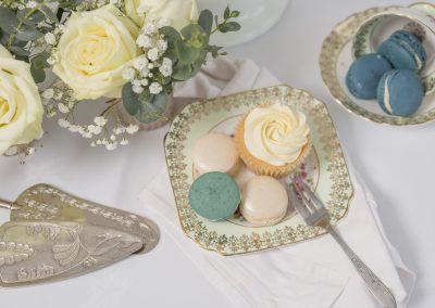 Macarons Cupcakes Wedding Favours Cambridgeshire