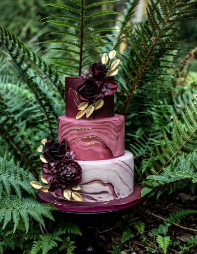 midnight romance cake 1